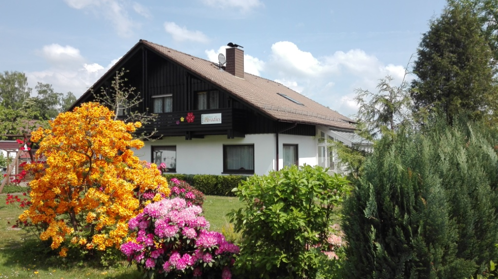 Haupthaus Pension